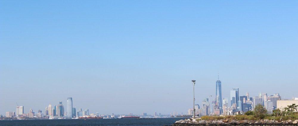 Photo of the NYC Coastline