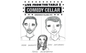 The Comedy Cellar: Live From the Table